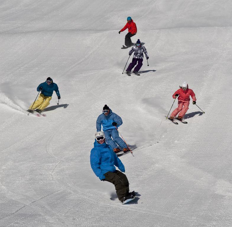 Big White After School Ski Program